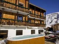 Location hôtel vacances Les deux-alpes