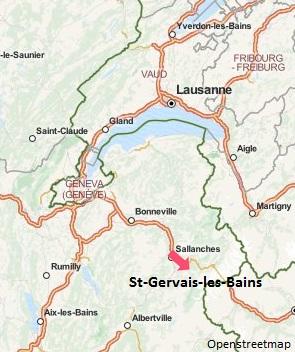 Location logement ski city locations elsavadorla - Office de tourisme de saint gervais les bains ...