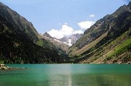 Lac à Cauterets