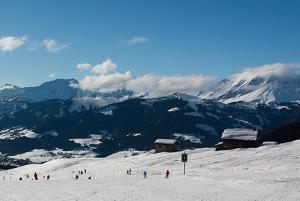 Ski à St Gervais les Bains en Haute Savoie