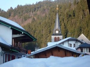 Station de ski les Gets en Haute Savoie